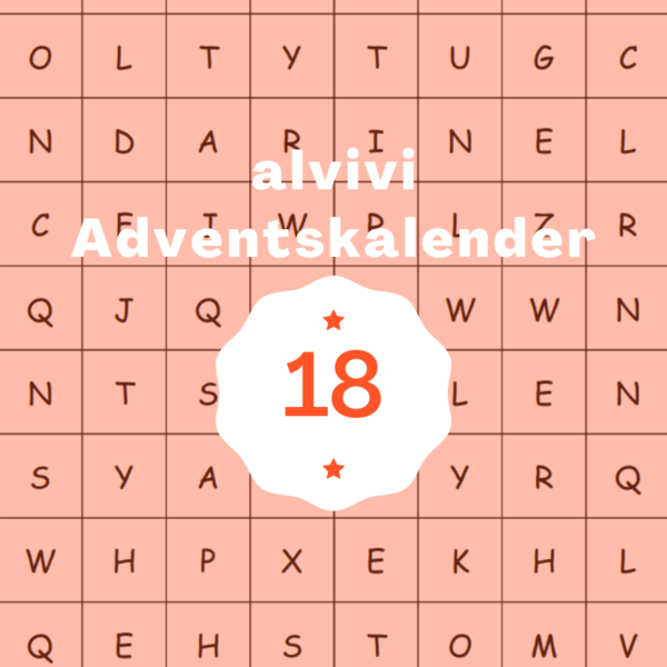 alvivi Adventskalender 2020 18